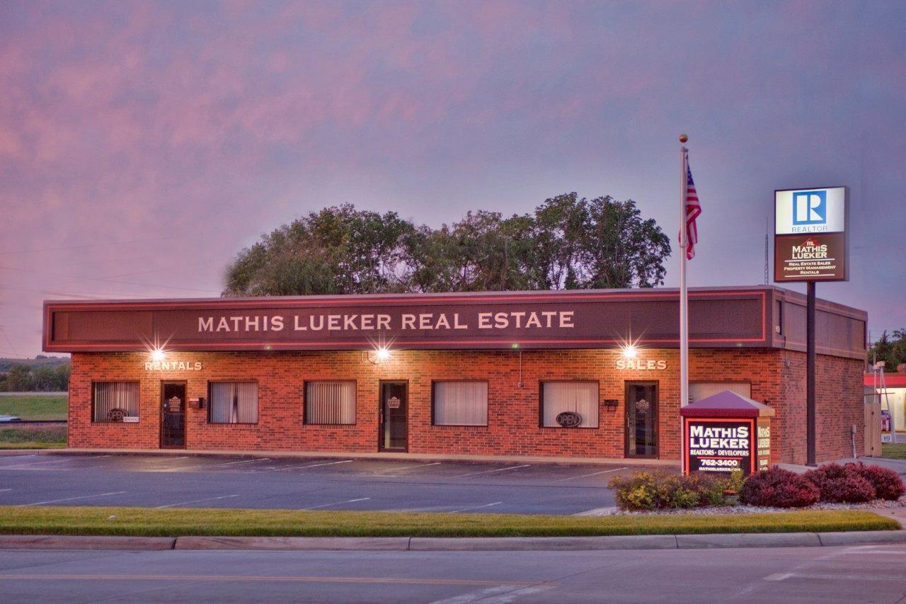 Our office location is where you start your journey to find homes for sale in Junction City, KS